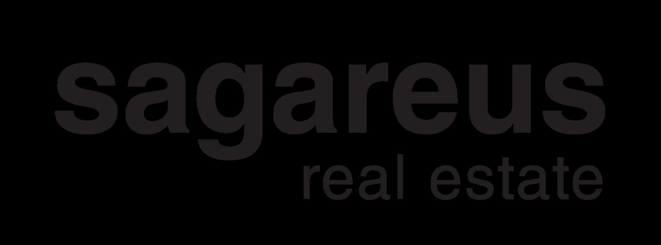 Sagareus Logo Black